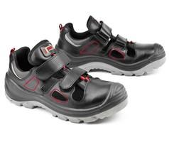 Sandále bezpečnostné PANDA TOP CLASSIC SCUDO S1P (nekovové)