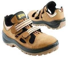 Sandále bezpečnostné PANDA TOP TREKKING DINO S1
