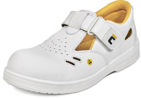 Sandále bezpečnostné RAVEN ESD S1 SRC