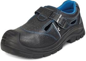 Sandále bezpečnostné RAVEN XT S1P SRC