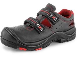 Sandále bezpečnostné ROCK MICA S1P
