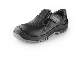 Sandále bezpečnostné SAFETY STEEL IRON S1