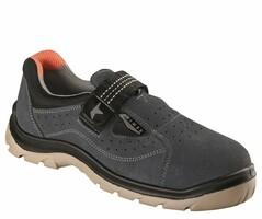 Sandále bezpečnostné SANTREK S1