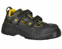 Sandále bezpečnostné TISZA FC04 S1P ESD (nekovová)
