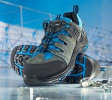 Sandále bezpečnostné TRIMMER S1P (nekovové)