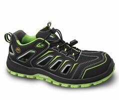 Sandále bezpečnostné VANCOUVER S1 ESD 1e24ffd4513