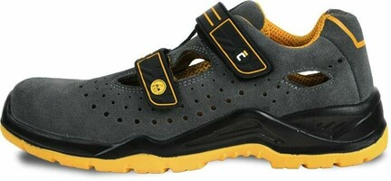 Sandále bezpečnostné YUWILL S1P SRC ESD (nekovové)