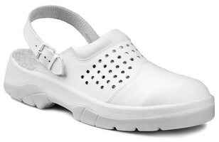 Sandále pracovné WHITE BETA OB