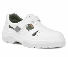 Sandále pracovné WHITE OMEGA O1