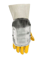 Štít WELDAS 44-3006LB zváračský (na rukavicu)