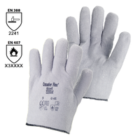 Tepluvzdorné rukavice CRUSADER Flex (24 cm)
