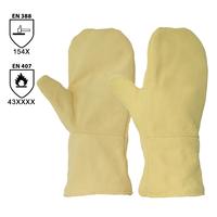 Tepluvzdorné rukavice PARROT