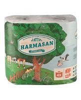 Toaletný papier HARMASAN 2-vrstvový (4ks/bal)