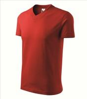 Tričko V-NECK 160g (Nr.102) unisex