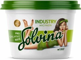 Umývacia pasta SOLVINA INDUSTRY 450 g