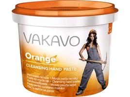 Umývacia pasta VAKAVO ORANGE 500g