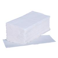 Utierky papierové ZZ Zik-Zak biele (3 200 ks)