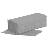 Utierky papierové ZZ Zik-Zak šedé (5 000 ks)