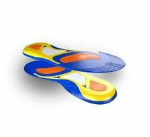 Vložky do topánok - gélové strihacie (3001)