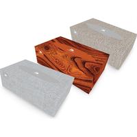 Vreckovky HARMONY v krabičke 2 vrstvové celulózové