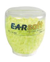 Zásobník (plastová nádoba) zátok EAR SOFT - 500párov