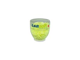 Zásobník (plastová nádoba) zátok EAR SOFT - 500párov (C*)