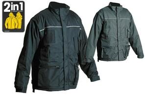 Zateplená bunda LIBRA 2v1