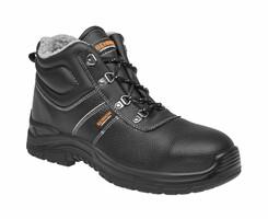 Zateplená členková bezpečnostná obuv Bennon BASIC Winter S3 High