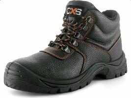 Zateplená členková bezpečnostná obuv CXS STONE APATIT WINTER S3