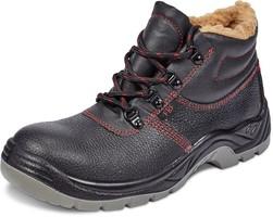 Zateplená členková bezpečnostná obuv FF MAINZ SC-03-002 WINTER ankle S1
