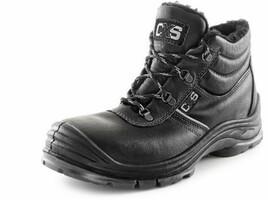 Zateplená členková bezpečnostná obuv NICKEL S3