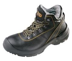 Zateplená členková bezpečnostná obuv PANDA ORSETTO S3 WINTER