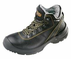 Zateplená členková bezpečnostná obuv PANDA ORSETTO S3 WINTER - AKCIA