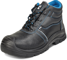 Zateplená členková bezpečnostná obuv RAVEN XT S1 CI SRC