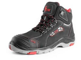 Zateplená členková bezpečnostná obuv ROCK DIORIT S3