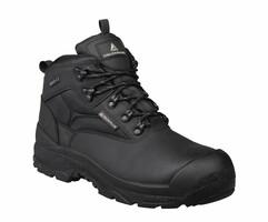 Zateplená členková bezpečnostná obuv SAMY S3