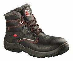 Zateplená členková bezpečnostná obuv TABERNUS S3