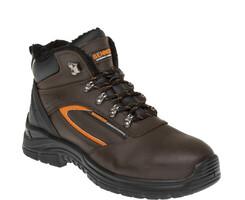 Zateplená členková pracovná obuv BENNON Farmis O2