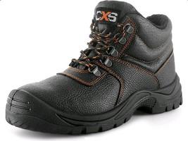 Zateplená členková pracovná obuv CXS STONE APATIT WINTER O2