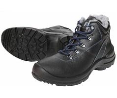 Zateplená členková pracovná obuv PANDA ORSETTO O2 WINTER