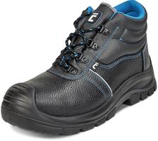 Zateplená členková pracovná obuv RAVEN XT O2 CI SRC