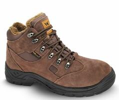 Zateplená členková pracovná obuv SAN MARINO O1