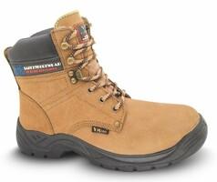 Zateplená členková pracovná obuv VADUZ O1