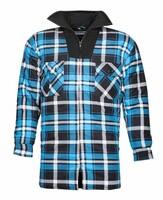 Zateplená flanelová košeľa JONAH WINTER
