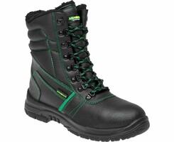Zateplená poloholeňová bezpečnostná obuv ADAMANT CLASSIC Winter S3