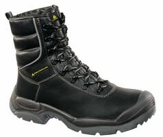 Zateplená poloholeňová bezpečnostná obuv CADEROUSSE S3
