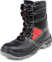 Zateplená poloholeňová bezpečnostná obuv FF HOF SC-03-010 HIGH ANKLE WINTER S3 CI