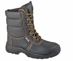 Zateplená poloholeňová bezpečnostná obuv FIRWIN LB S3