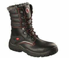 Zateplená poloholeňová bezpečnostná obuv HIBERNUS S3
