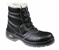 Zateplená poloholeňová bezpečnostná obuv JUMPER2 S3 FUR HC